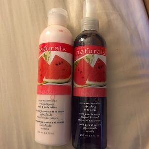 Other - Watermelon spray and lotion set